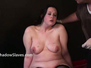 Scared akrobatik slavegirls oral seks ayak parmakları ve grup seks