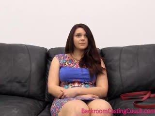 Seksualny psychology 101 - casting kanapa lesson z painal