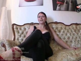high heels, big natural tits, hd porn