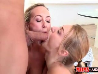 comprobar maldito más caliente, sexo oral fresco, usted succión gran