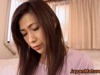 Japonská zralý žena has roztomilý