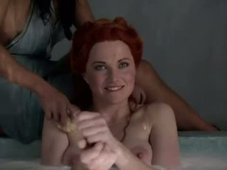 Celeb lucy lawless in a birthday suit