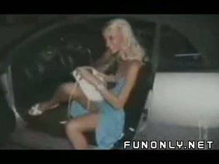 Paris Hilton Nipslip And Upskirt