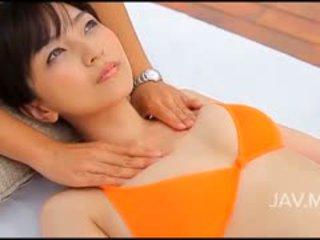 일본의, 큰 가슴, 소프트 코어