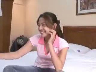 Filipina virgin gets deflowered apie camera iki iškrypęs