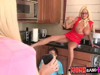 Rikki Six caught her BF with her stepmom