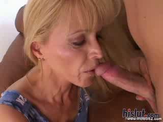 Nicole moore läkkäämpi kasvohoito spunk laukaus blondie