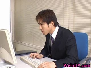 mens grote lul neuken, japanse, baas