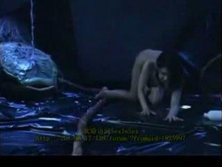 Maria Ozawa Gets Fucked By tentacles
