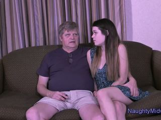 Anastasia Rose gets Creampied by Not Her Grandpa: Porn cd