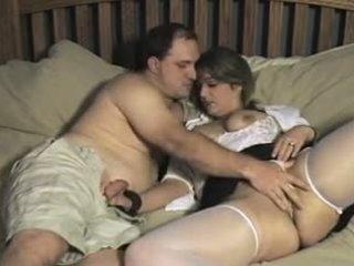 진동하는 사람 남편 과 아내