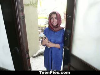Teenpies - muslim κορίτσι praises ah-laong καβλί