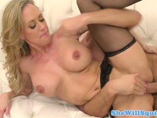 Squirting milf brandi dragoste penis calarind