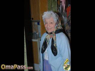 Omapass hot grannies showing her udan burungpun: free porno 11