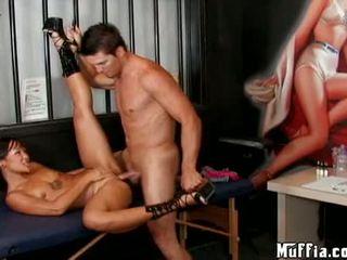 Сексуальна азіатська jandi lin acquires її вологий twat hammered жорсткий