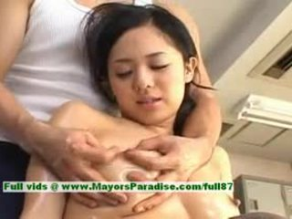 Sora aoi caliente chica precioso china modelo enjoys getting teased