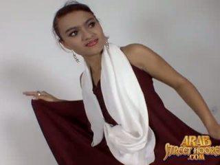 Arab dívka