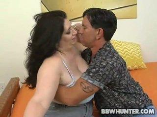 Fattie gets puke banged