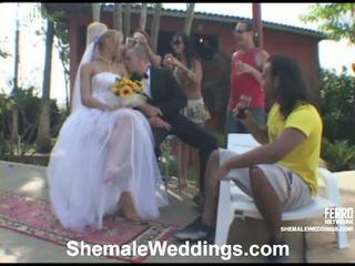 Alessandra wadam pengantin perempuan di video