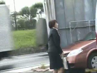 ญี่ปุ่น, voyeur, ด้ง