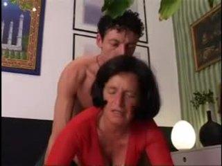 Giving bà nội một tốt cứng dicking !