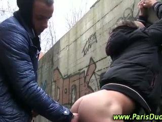 Euro amateur gays al aire libre polla chupar