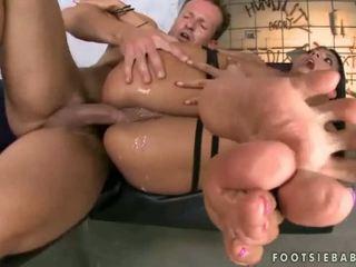 Erica fontes picior masaj și sex