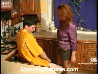Ella And Jerome Cute Mamma In Actionion