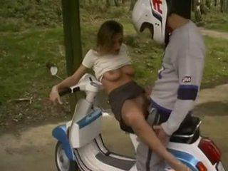 에 motorbike