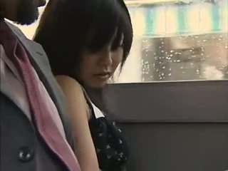 A busz was így forró - japán busz 11 - lovers megy w