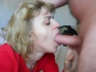 orális szex, kaukázusi, cum shot