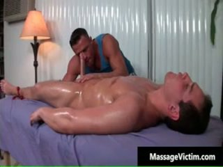 Dylan Acquires His Arsehole Oiled And Fucked By Fat Cock