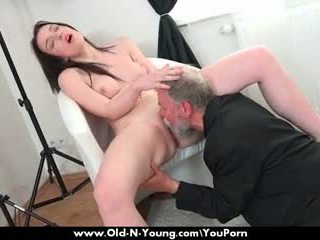 hardcore sexo, idade jovem, oldandyoung
