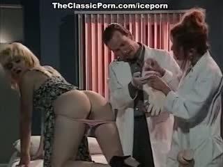 Leena, asia carrera, tom byron v ročník pohlaví klip