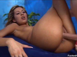 Nackt für sie sexuell massage