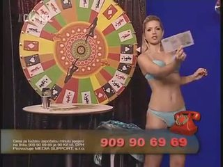 Naked on tv - sexy quiz game