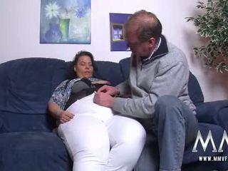 brunett, doggy, vaginal onani