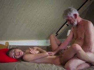 Oud en jong neuken: oud neuken jong porno video- 90