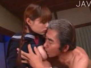 japonês, antigo + jovem, uniforme
