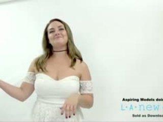 reality, big boobs, casting