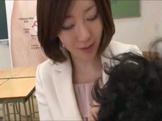 日本の, 集団セックス, 母