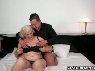 पुराना, नानी, blowjob