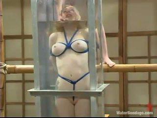 Adrianna nicole appreciates being drowned ve got laid hakkında bir ipek oyuncak