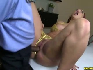hardcore sex, sanie, melóny