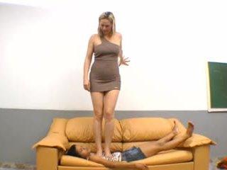 brazil, fetish kaki, femdom