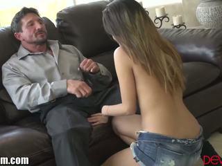 brunette, oral sex, deepthroat, vaginal sex, caucasian, vaginal masturbation