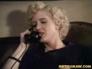 Класически telephone порно