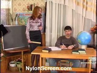 Irene et adam rouge smut nylon scène