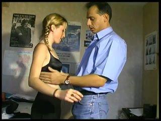 blondes, français, anal