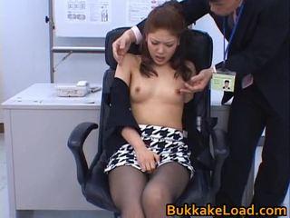 japonês, oriental, bichano e dildo